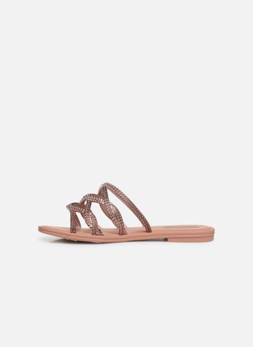 Clogs & Pantoletten Grendha Preciosidade Slide rosa ansicht von vorne