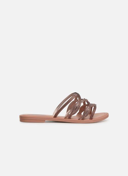 Clogs & Pantoletten Grendha Preciosidade Slide rosa ansicht von hinten