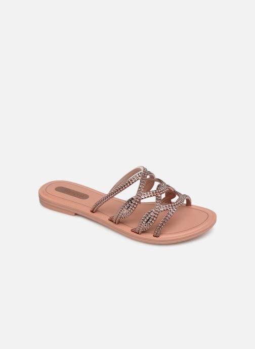 Clogs & Pantoletten Grendha Preciosidade Slide rosa detaillierte ansicht/modell
