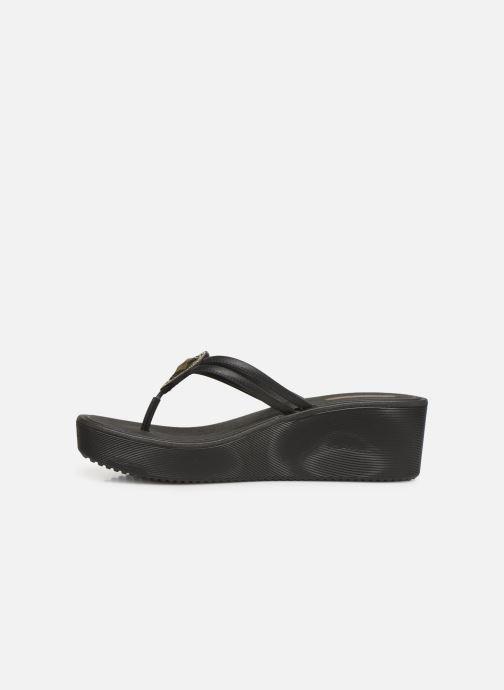 Chaussure Femme Grande Remise Grendha Eternizar Plat Noir Mules et sabots 365286