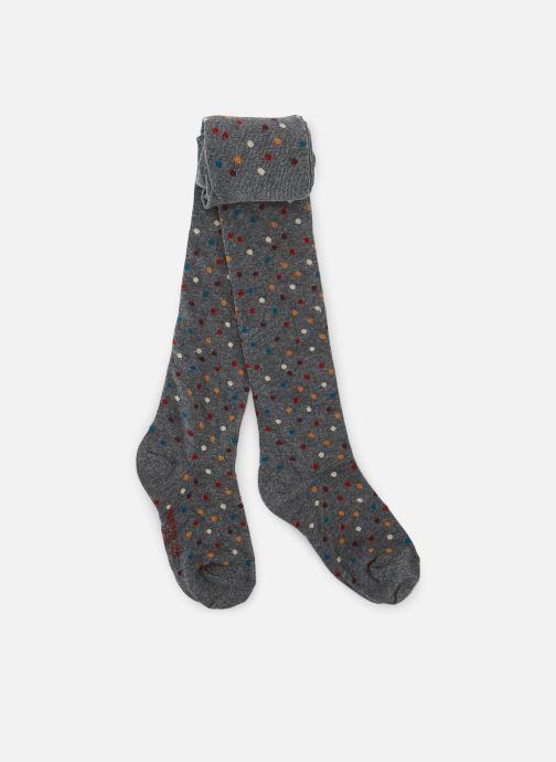 Socks & tights Monoprix Kids Collant à pois Grey detailed view/ Pair view