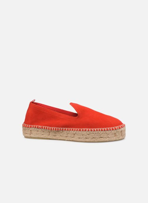 Espadrilles 1789 CALA Slip On Double Leather-C Rouge vue derrière