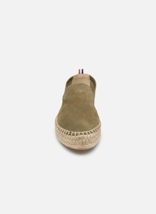 Espadrilles 1789 CALA Slip On Double Leather-C Groen model