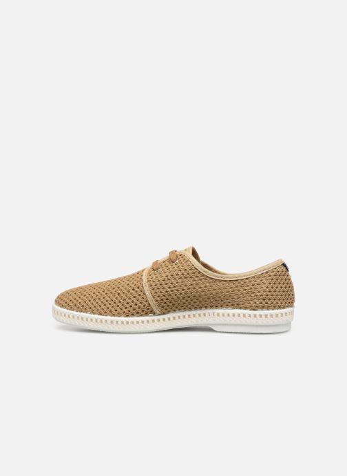 Chaussures à lacets 1789 CALA La Riva Héritage M-C Beige vue face