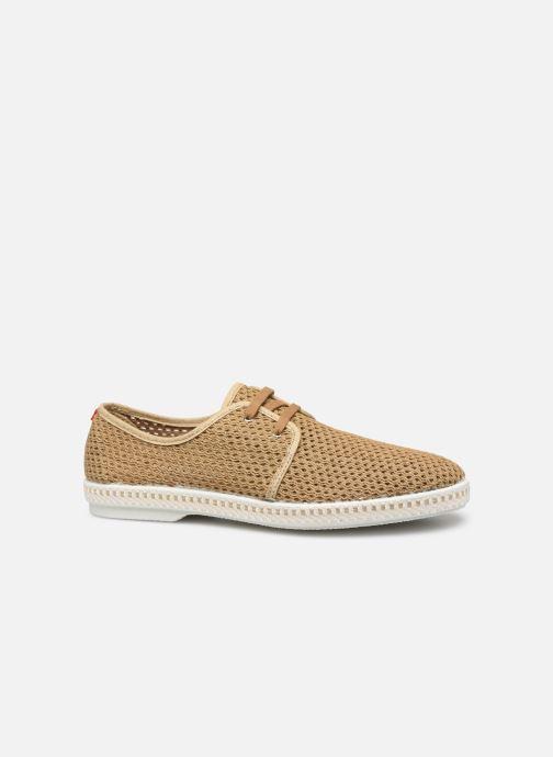 Chaussures à lacets 1789 CALA La Riva Héritage M-C Beige vue derrière