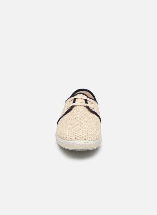 Chaussures à lacets 1789 CALA Riva Ppheritage Beige vue portées chaussures