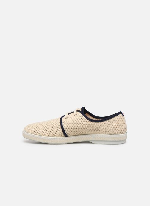 Chaussures à lacets 1789 CALA Riva Ppheritage Beige vue face