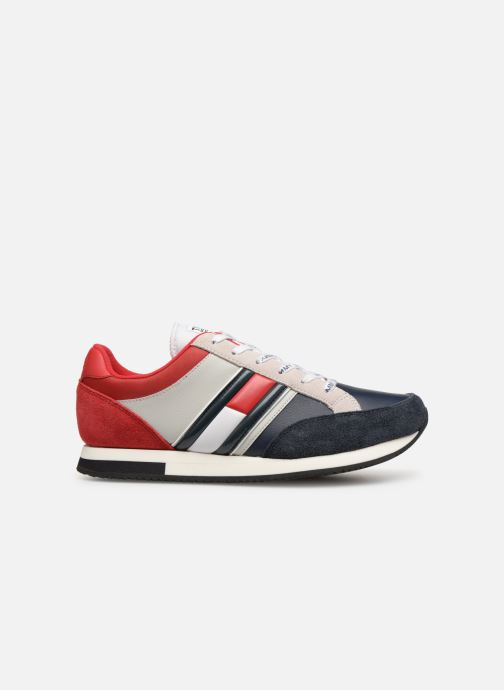 Sneakers Tommy Hilfiger Casual Retro Sneaker Multicolor achterkant