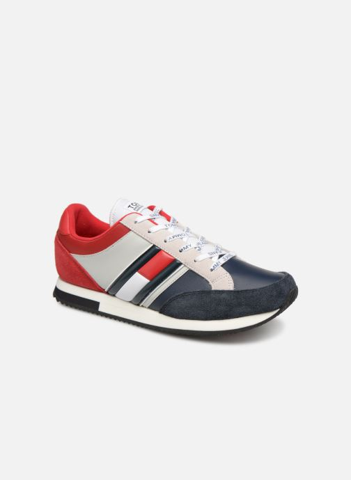 Sneaker Tommy Hilfiger Casual Retro Sneaker mehrfarbig detaillierte ansicht/modell