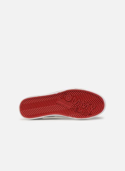 Sneaker Tommy Hilfiger Oxford City Sneaker blau ansicht von oben