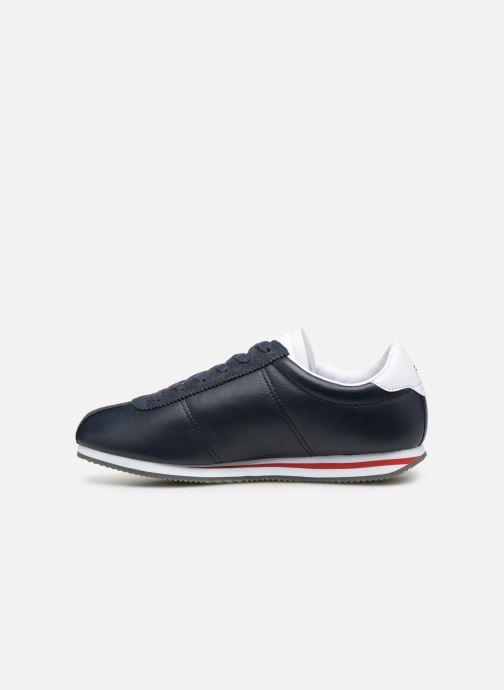 Sneakers Tommy Hilfiger TJ85 Retro Flag Sneaker Blauw voorkant
