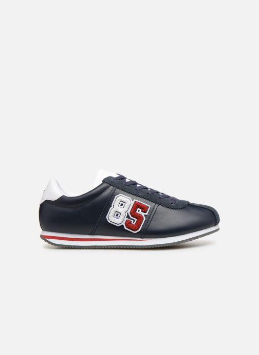 Sneakers Tommy Hilfiger TJ85 Retro Flag Sneaker Blauw achterkant