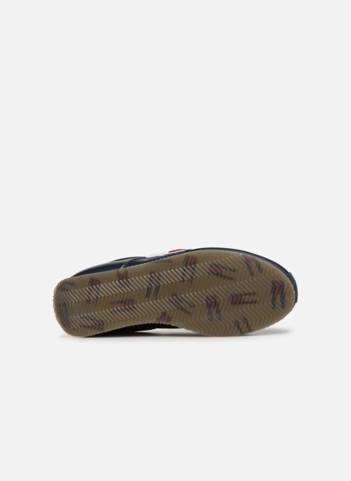 Sneakers Tommy Hilfiger TJ85 Retro Flag Sneaker Blauw boven