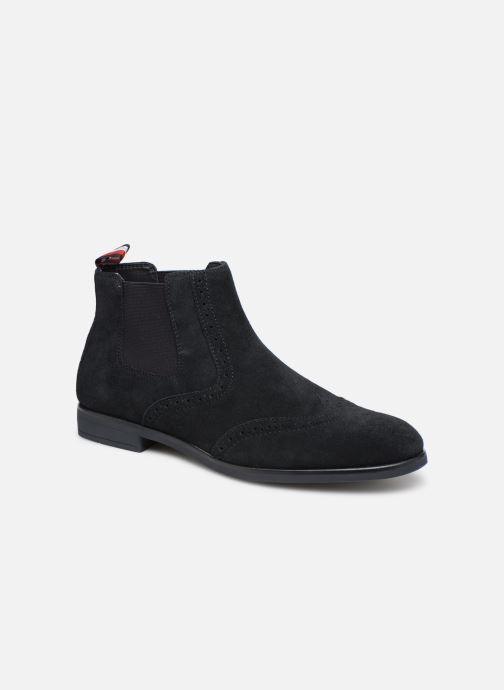 Boots en enkellaarsjes Tommy Hilfiger Dressy Casual Suede Chelsea Blauw detail