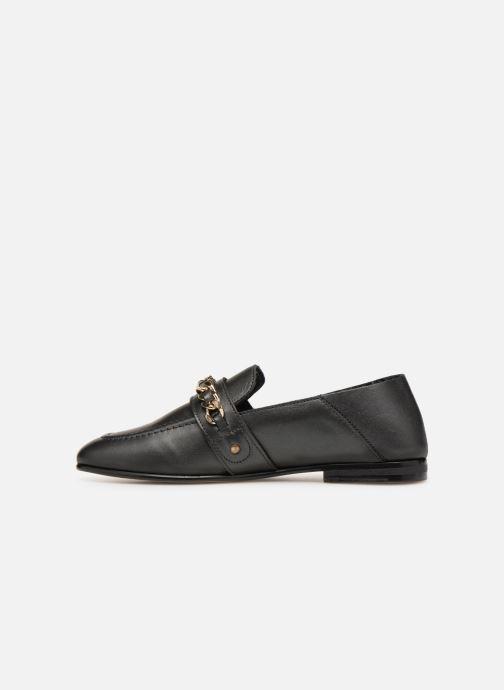 Mocassins Tommy Hilfiger Chain Detail Loafer Noir vue face