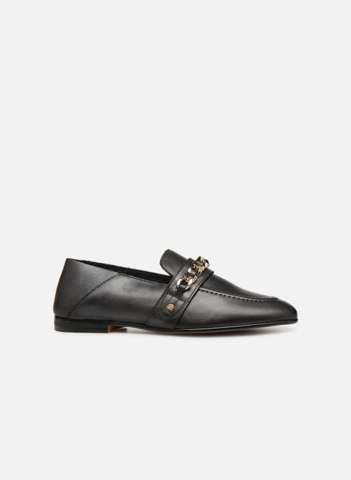 Mocassins Tommy Hilfiger Chain Detail Loafer Noir vue derrière