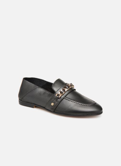 Mocassins Tommy Hilfiger Chain Detail Loafer Noir vue détail/paire