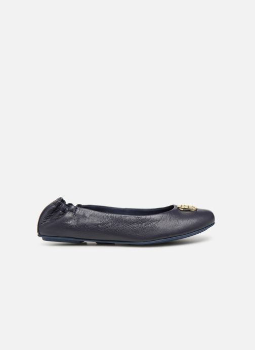 cfadb8c56 Tommy Hilfiger Flexible ballerina leather (Bleu) - Ballerines chez ...
