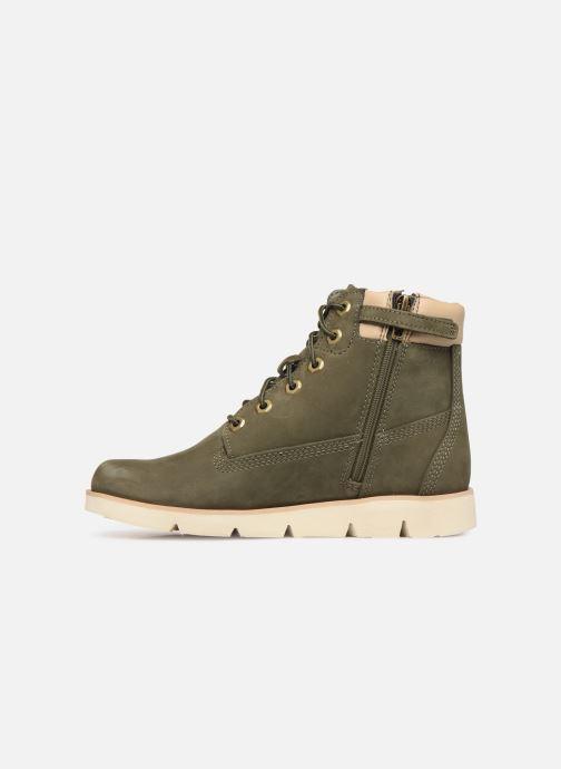 Boots en enkellaarsjes Timberland Radford 6 Boot Groen voorkant