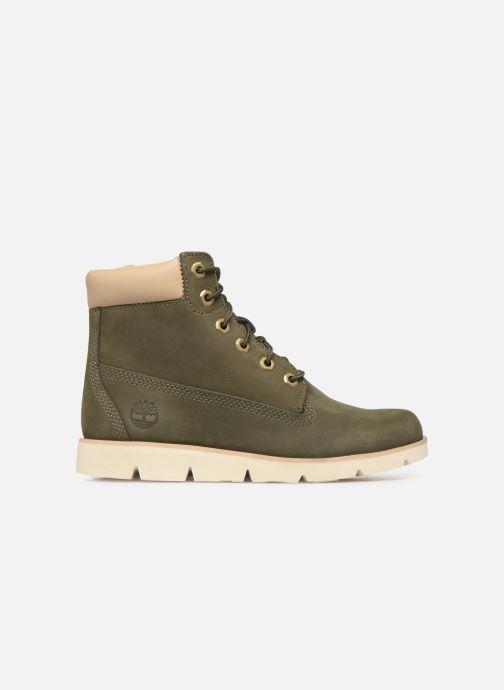 Boots en enkellaarsjes Timberland Radford 6 Boot Groen achterkant