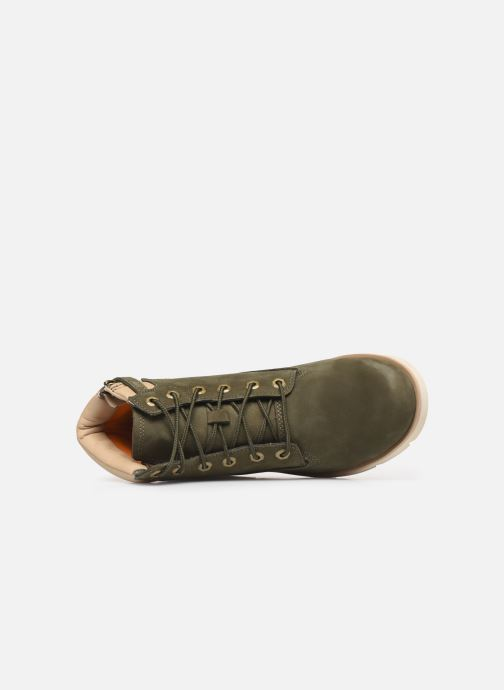 Bottines et boots Timberland Radford 6 Boot Vert vue gauche