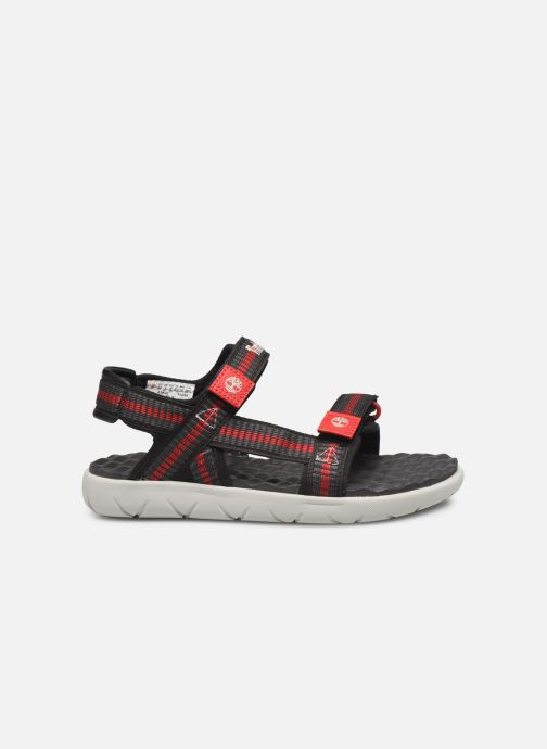 Sandals Timberland Perkins Row Webbing Sndl Black back view