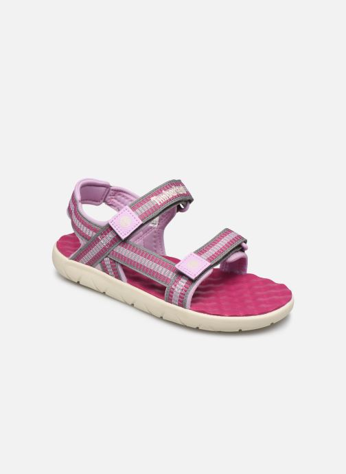 Sandali e scarpe aperte Timberland Perkins Row Webbing Sndl Rosa vedi dettaglio/paio