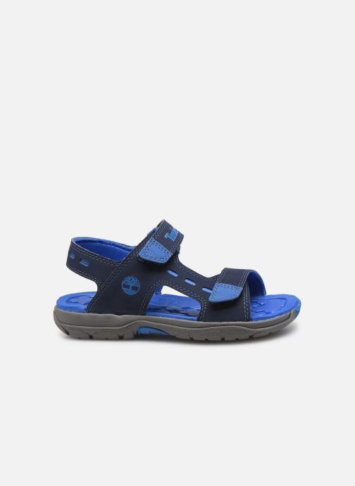 Sandales et nu-pieds Timberland Moss Jump 2 Strap Sandal Bleu vue derrière