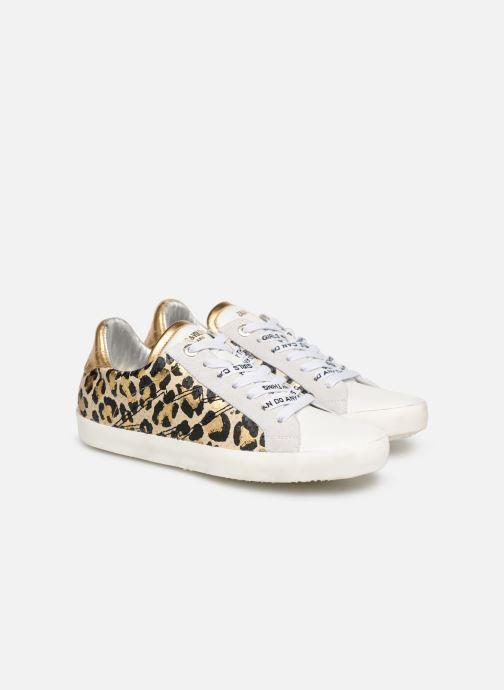 Sneakers Zadig & Voltaire Zadig Leo Wild Multicolor 3/4'