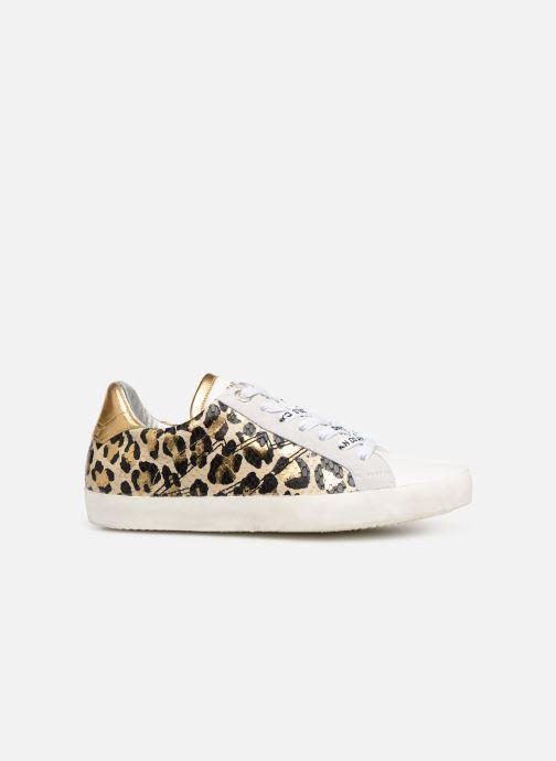 Sneakers Zadig & Voltaire Zadig Leo Wild Multicolor achterkant