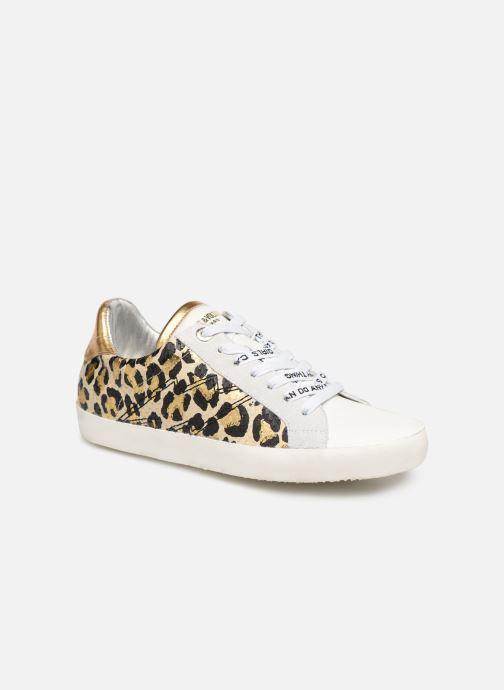 Sneakers Zadig & Voltaire Zadig Leo Wild Multicolor detail