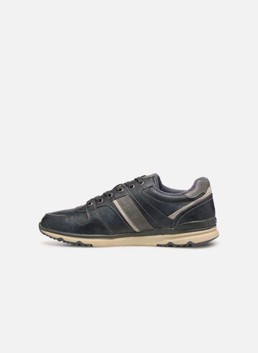 Sneakers Mustang shoes Soo 2 Blauw voorkant
