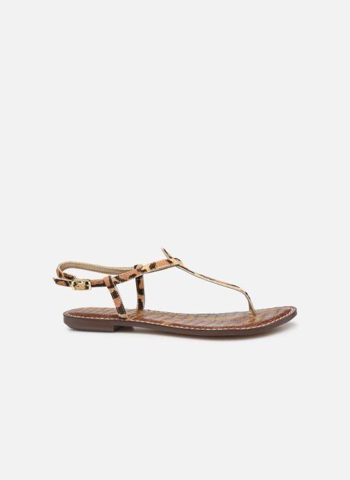 Sandales et nu-pieds Sam Edelman Gigi Beige vue derrière