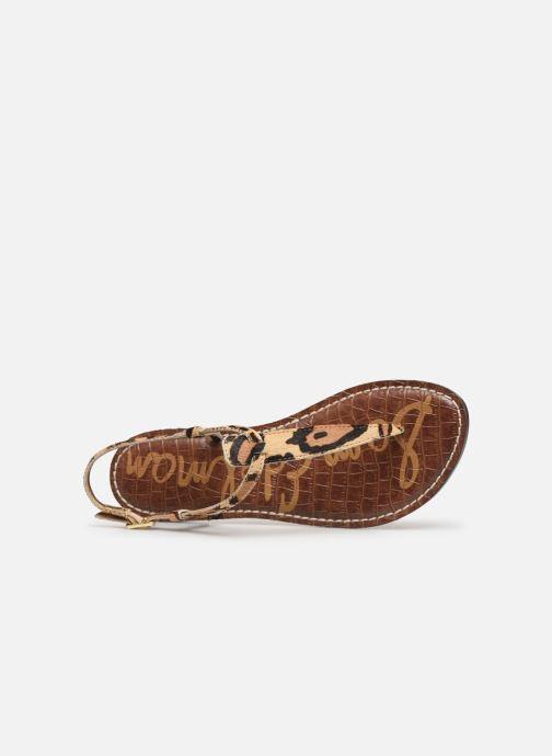 Sandali e scarpe aperte Sam Edelman Gigi Beige immagine sinistra