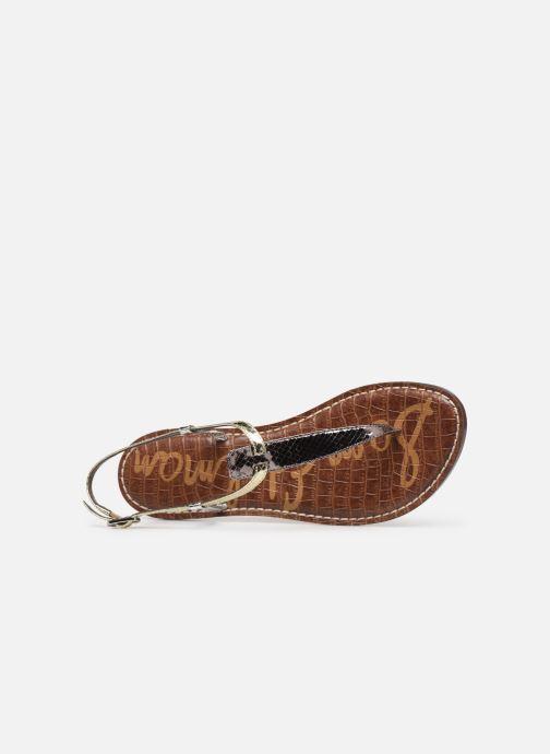 Sandali e scarpe aperte Sam Edelman Gigi Argento immagine sinistra