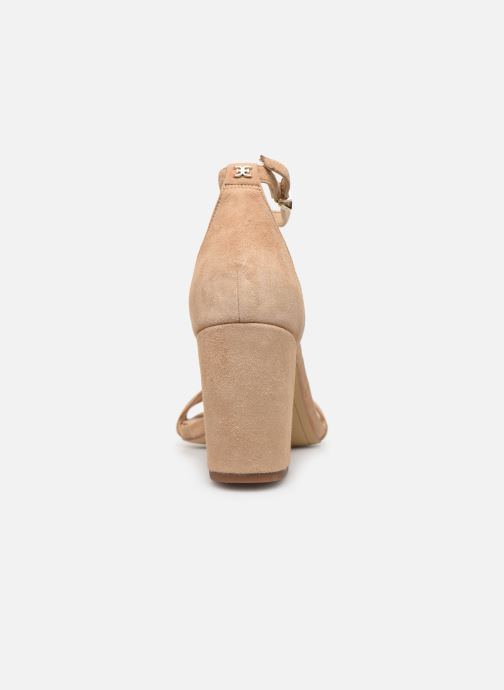 Sandalen Sam Edelman Odila Kid Suede Leather Beige rechts