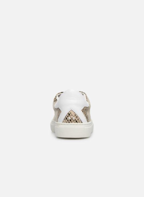 Baskets KLÖM Kiss Noir vue droite