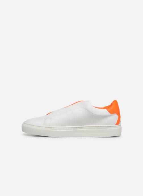 Sneakers KLÖM Kiss Bianco immagine frontale
