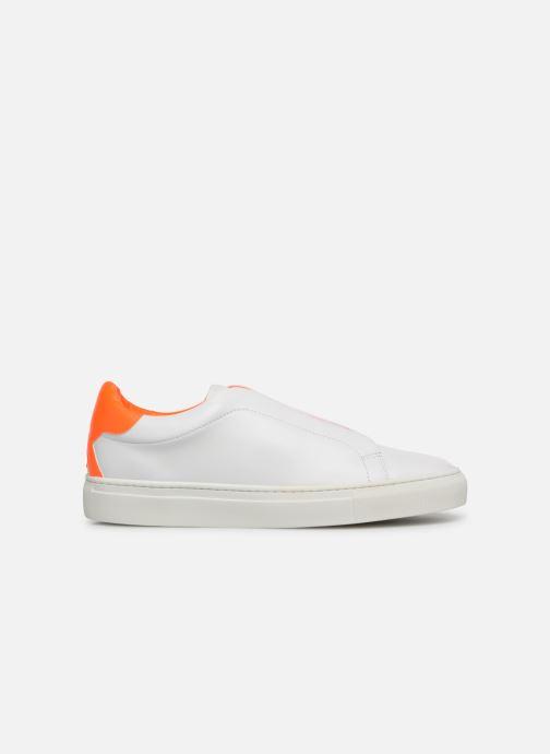 Sneakers KLÖM Kiss Wit achterkant