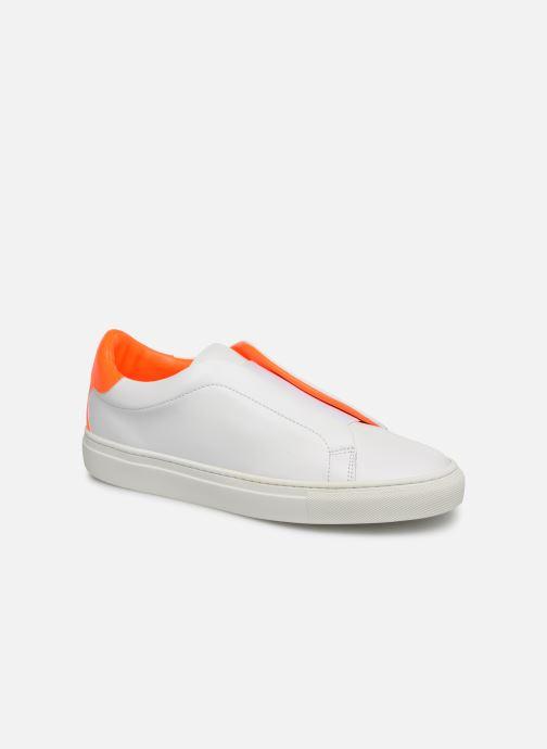 Sneakers KLÖM Kiss Wit detail