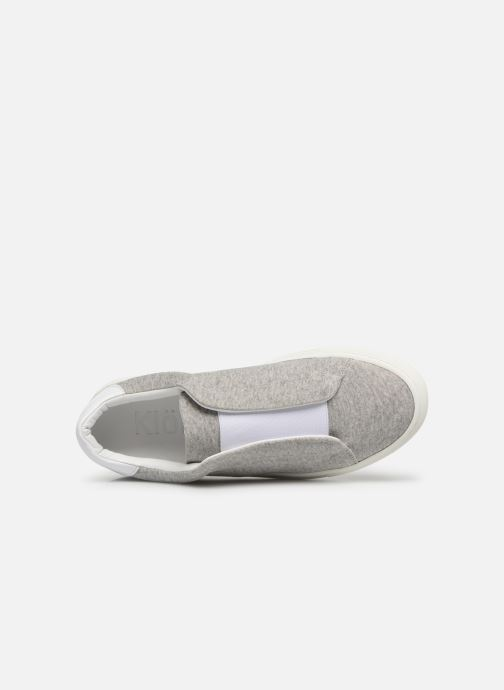 Sneakers KLÖM Kiss Grigio immagine sinistra