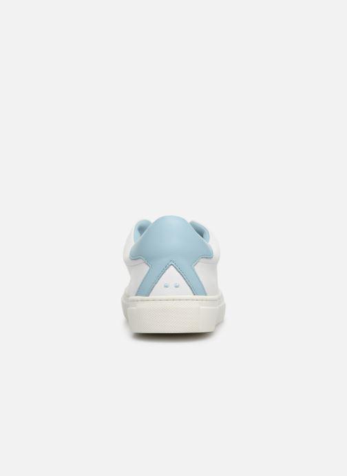 Sneakers KLÖM Kiss Blauw rechts
