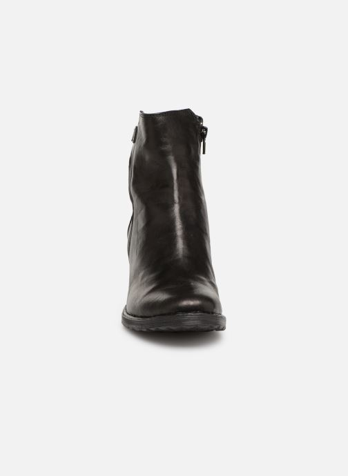 Ankle boots Khrio Tronchetto 2706 Black model view
