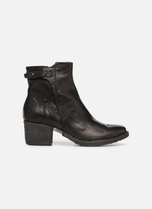 Ankle boots Khrio Tronchetto 2706 Black back view
