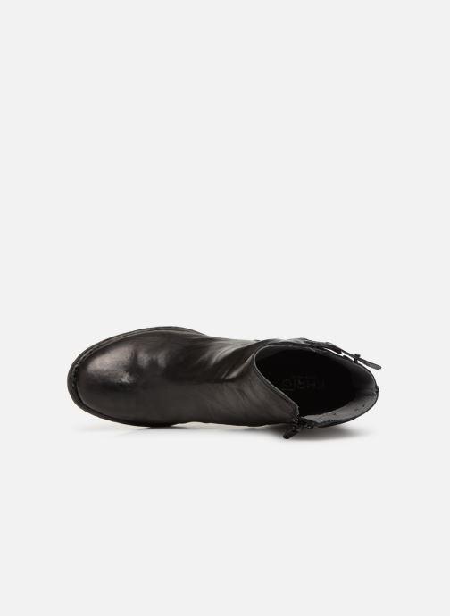 Bottines et boots Khrio Tronchetto 2706 Noir vue gauche