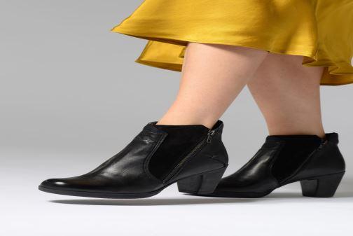 Bottines et boots Khrio Polacco 3214 Noir vue bas / vue portée sac