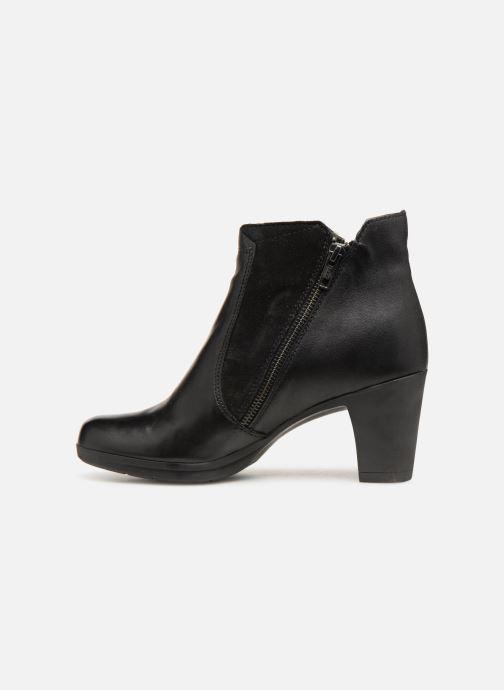 Bottines et boots Khrio Polacco 3214 Noir vue face