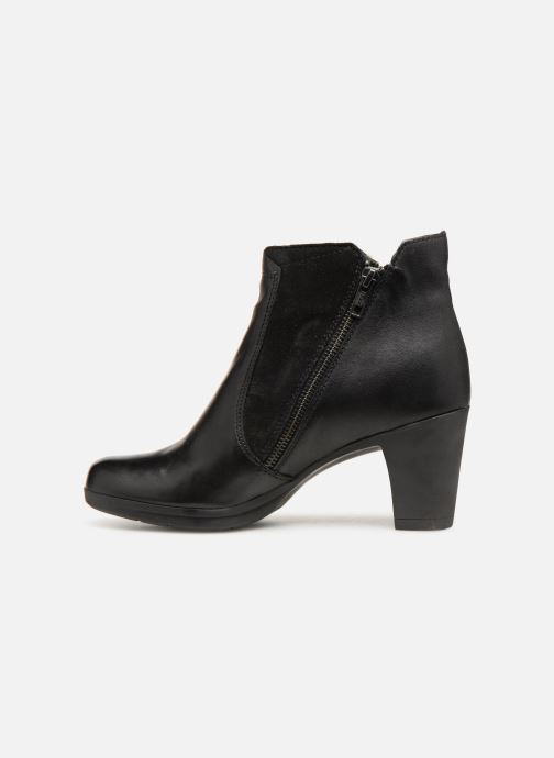 Ankle boots Khrio Polacco 3214 Black front view
