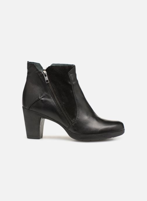 Ankle boots Khrio Polacco 3214 Black back view
