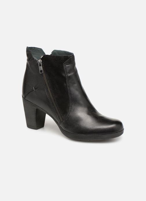 Bottines et boots Khrio Polacco 3214 Noir vue détail/paire